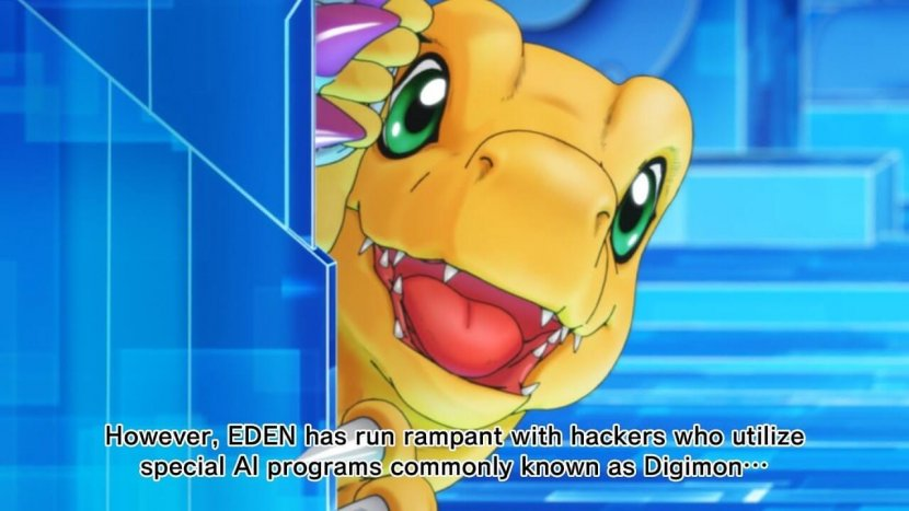 Digimon Story Cyber Sleuth: Complete Edition.