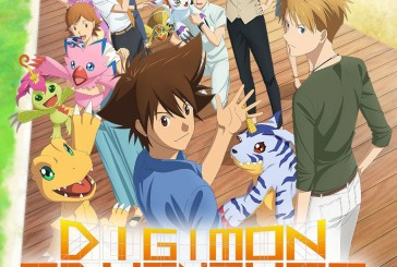 ¿Tendremos nuevo anime de Digimon? Last Evolution Kizuna se exhibirá en USA