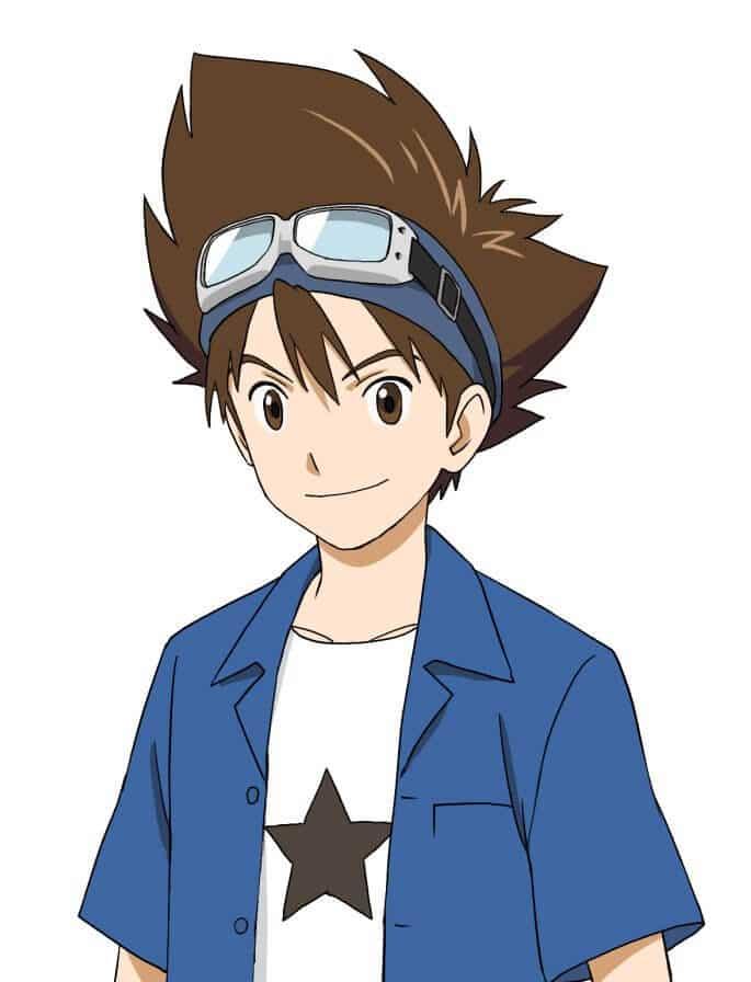 Digimon figura en los L.A. Screenings.