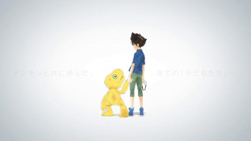 La nueva película de Digimon Adventure llegará en 2020.