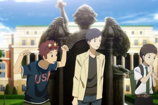 Nuevo clip que muestra a los chicos de Digimon 02