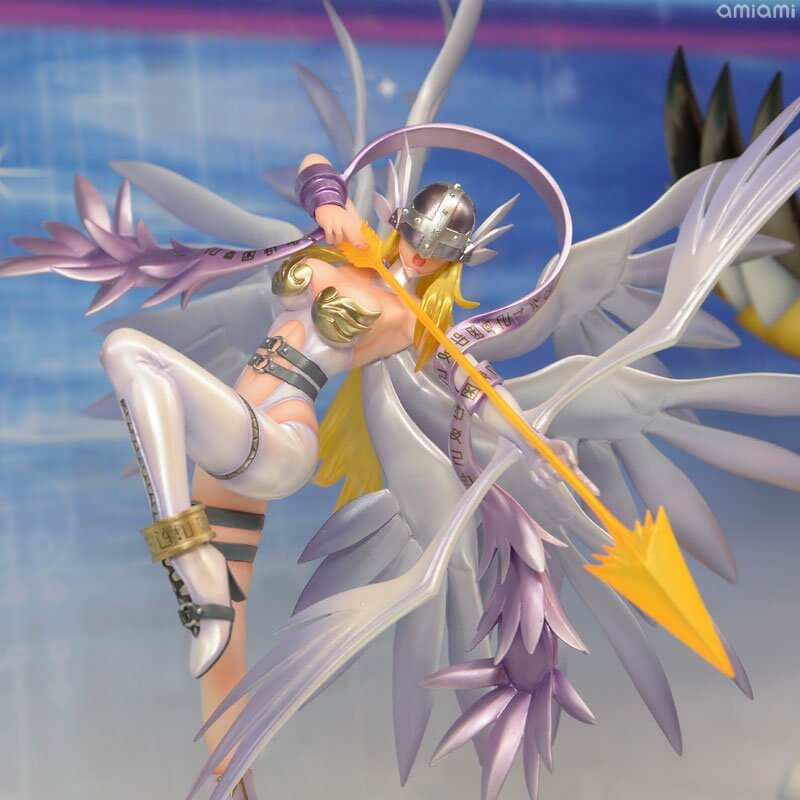 Precious GEM: Angewomon Holy Arrow version, es presentada en el WonderFes 2018
