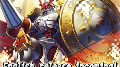 Photo of Digimon Card Game tendrá lanzamiento global.