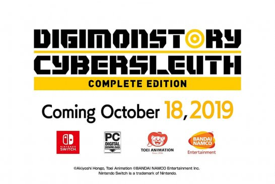 Trailer de Digimon Story Cyber Sleuth: Complete Edition.
