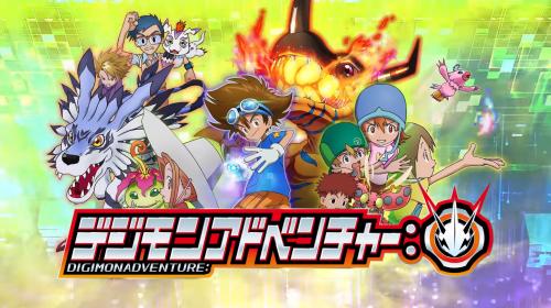 Digimon adventure entra en pausa indefinida, debido al coronavirus…