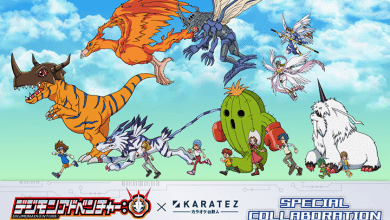 Photo of Nuevas colaboraciones de Digimon Adventure: en Japón.