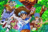 El nuevo anime de Digimon Adventure llega a Crunchyroll