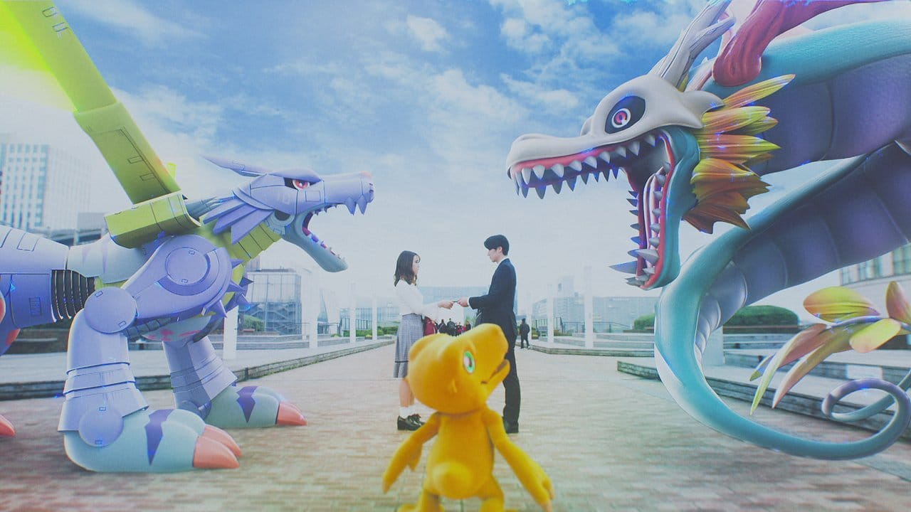 Photo of DIGIMON PROJECT TRAILER [WELCOME TO DIGIMON WORLD].
