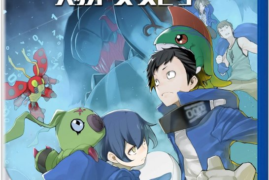 Nuevo manga one-shot de Digimon Story: Cyber Sleuth - Hacker's Memory