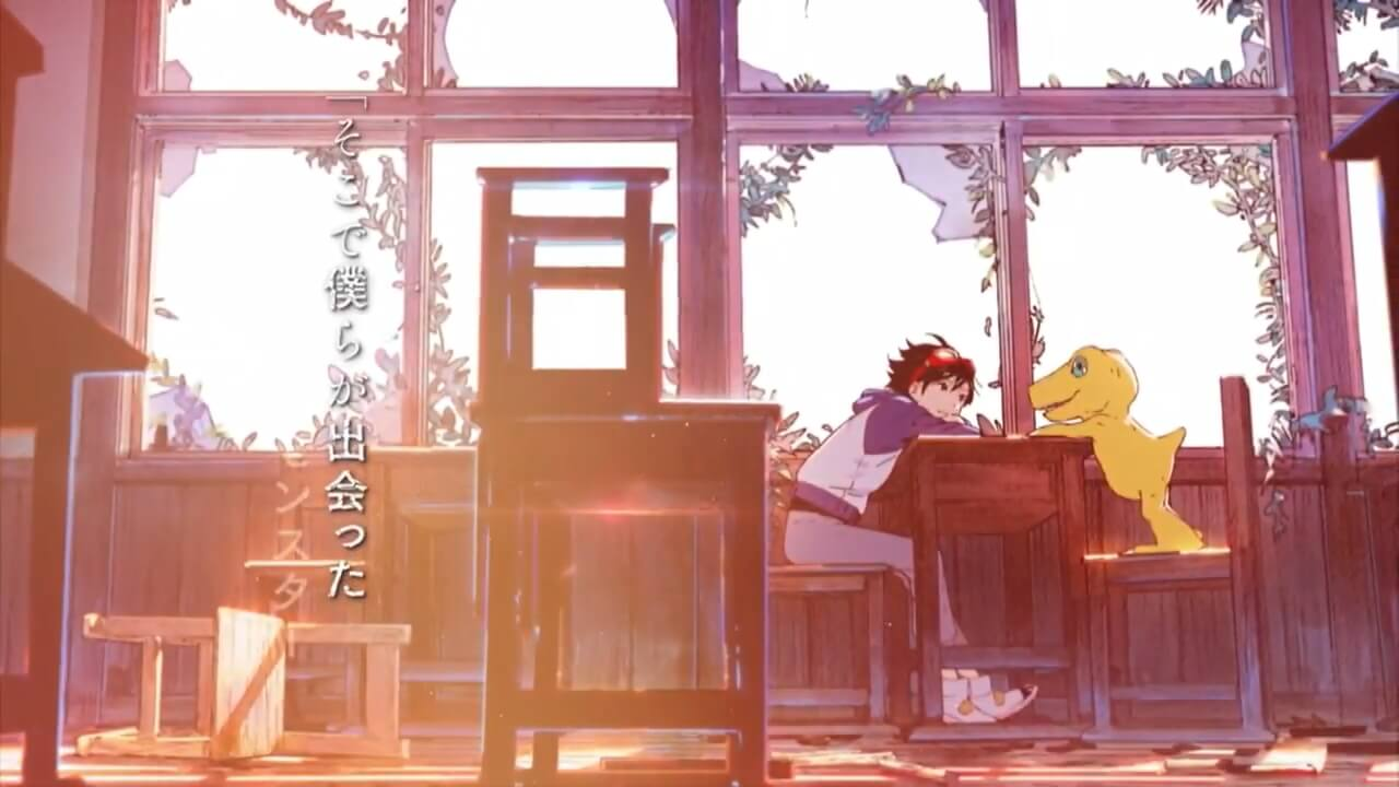 Photo of El Pv de Digimon Survive, ha sido mostrado.