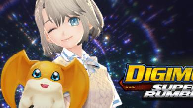 Photo of Nuevo MMORPG: Digimon Super Rumble