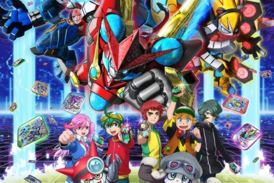 Digimon Universe llega a Crunchyroll LATAM