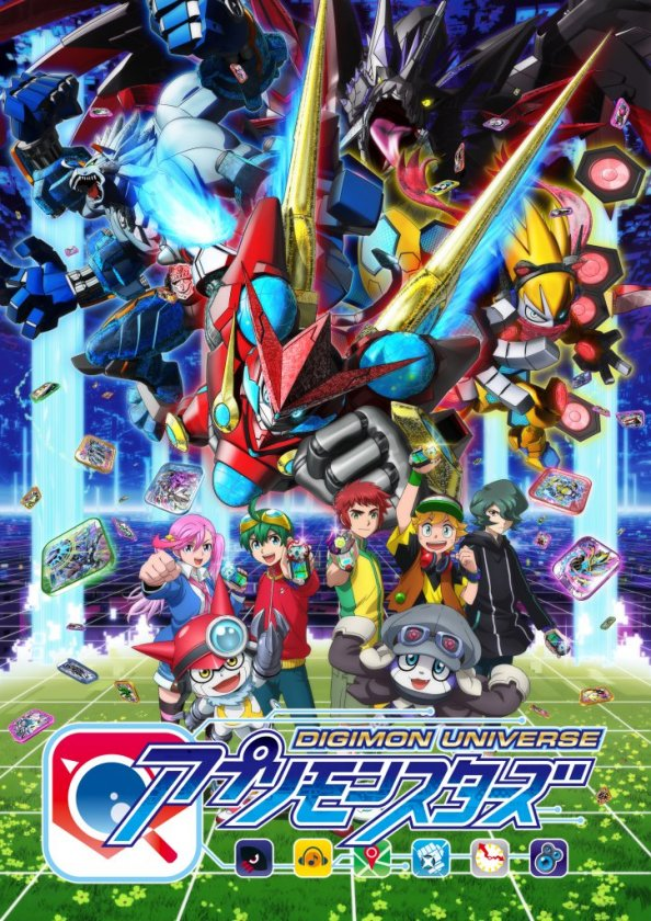 Digimon Universe AppliMonsters