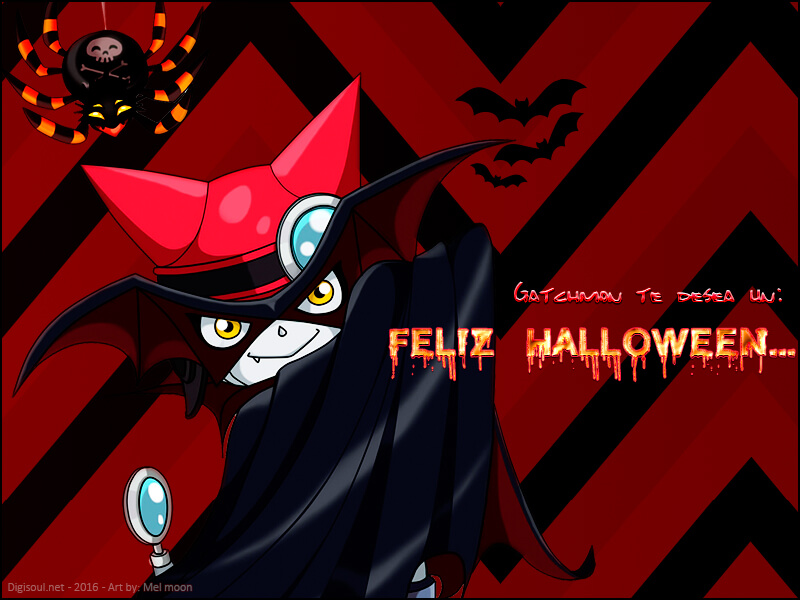Photo of ¡Feliz GatchiHalloween! ~