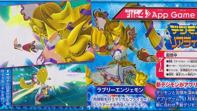Photo of LovelyAngemon está por llegar a Digimon ReArise ~