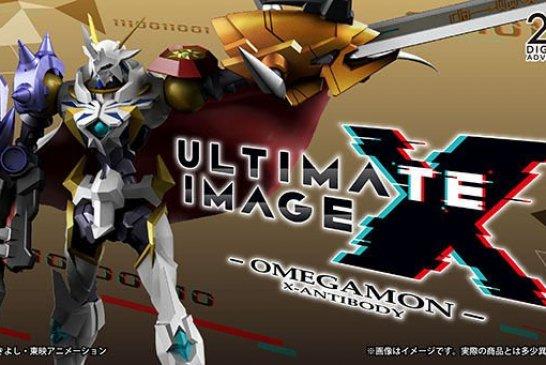 Lanzarán una figura de Omegamon X