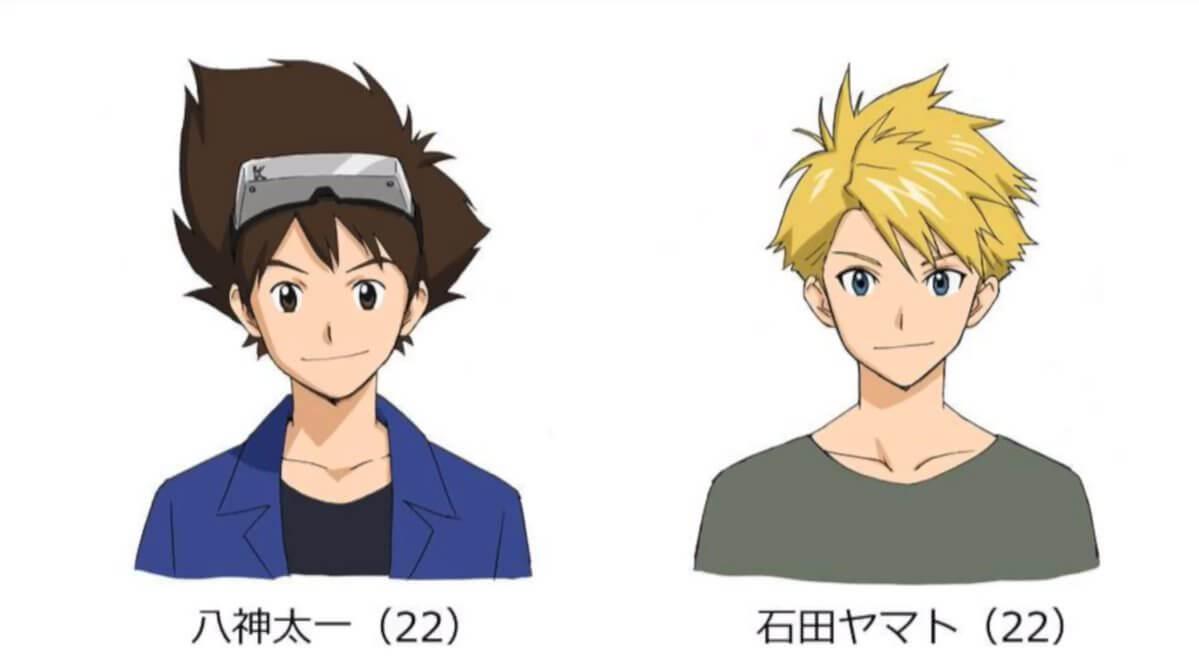 Photo of Así se verán Taichi & Yamato a los 22 años