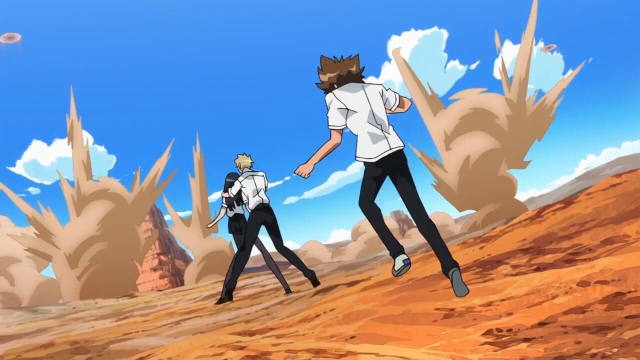 Digimon Adventure Tri - Kyousei (Simbiosis) PV
